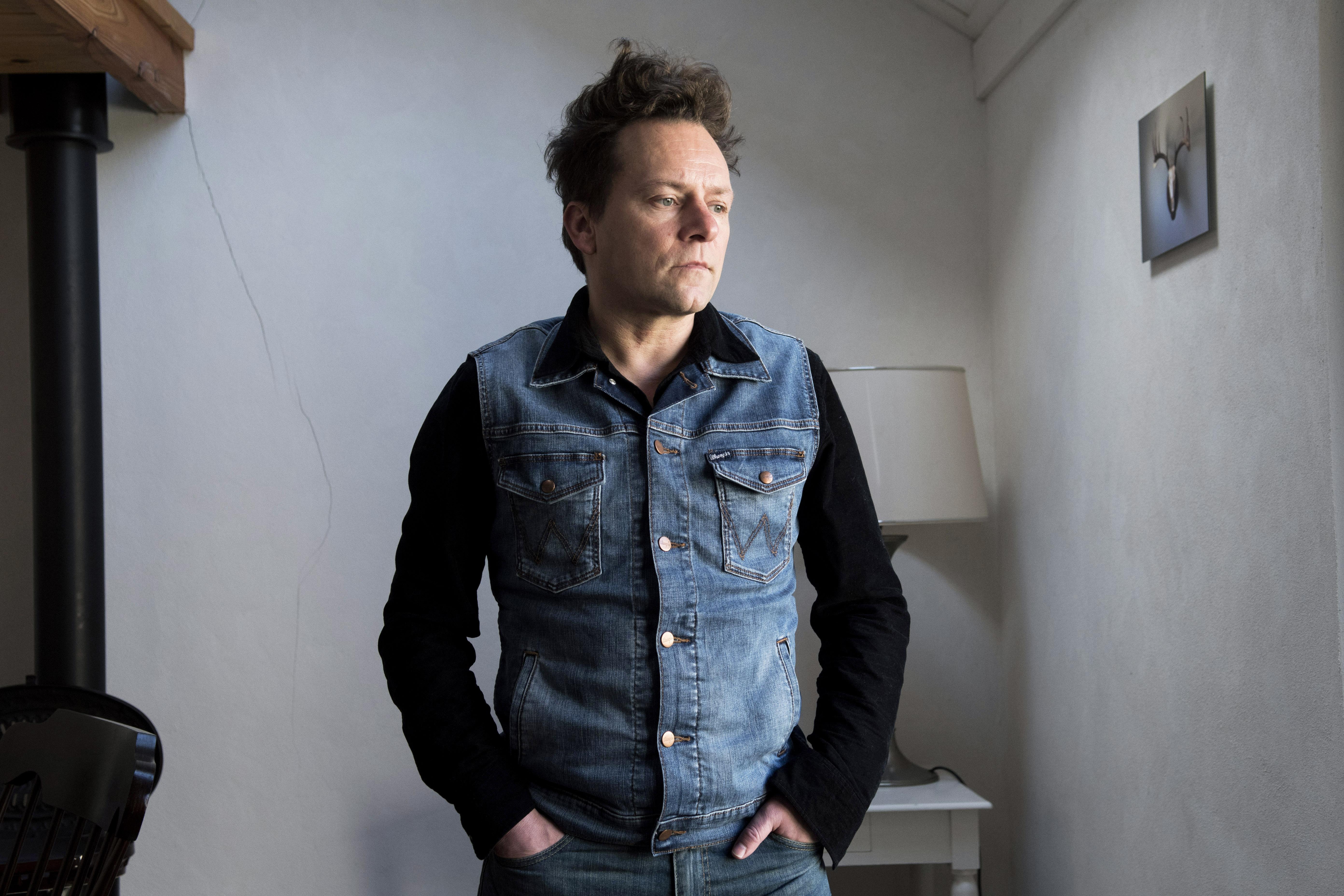 Christophe Vekeman door Johan Martens, 2018