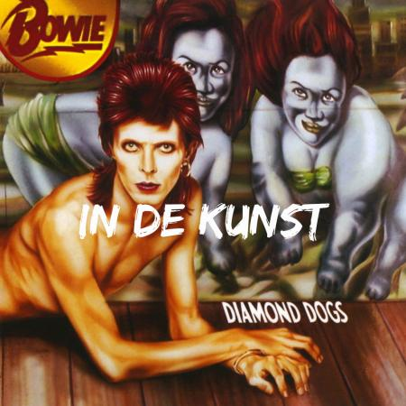 In de Kunst: Christophe Vekeman schrijft een essay over Bowie's Diamond Dogs